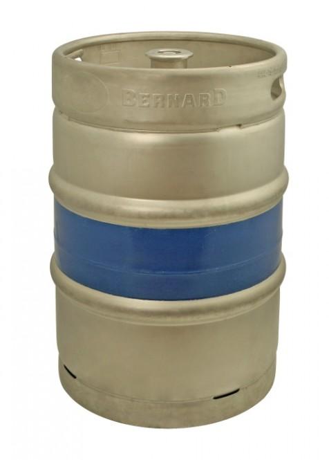 Bernard 12 nefiltrovaný světlý ležák 50l - KEG