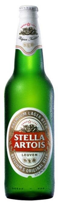 Stella Artois 0,5l - vratná lahev