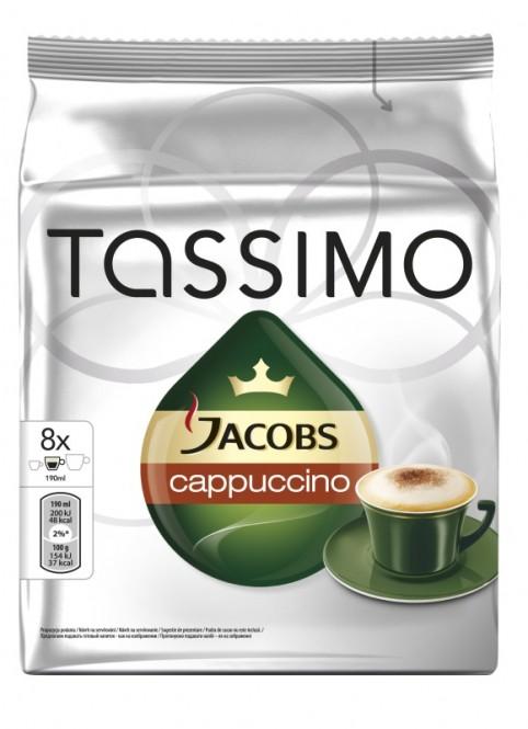 Jacobs Tassimo Cappuccino 260g