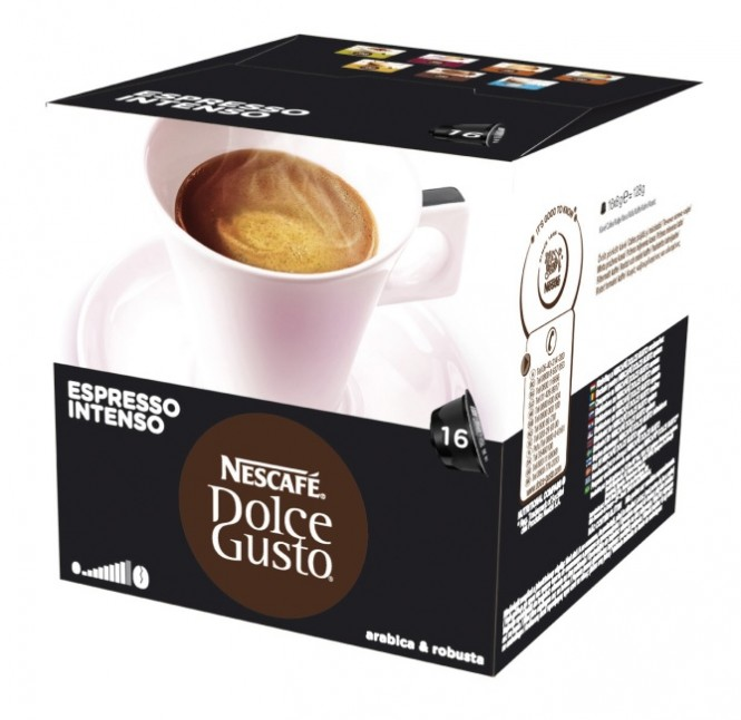 NESCAFÉ Dolce Gusto Espresso Intenso 128g