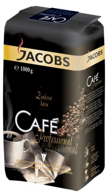 Jacobs Professional 1000g zrnková