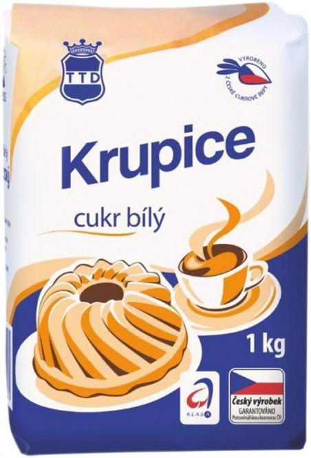 Cukr krupice 1kg