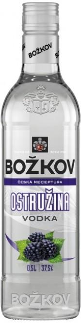 Vodka Božkov Ostružina 0,5l