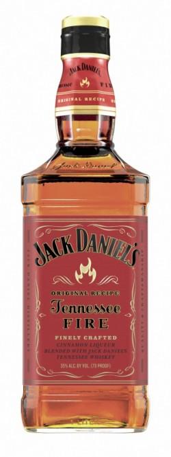 Jack Daniels Tennessee Fire 1l
