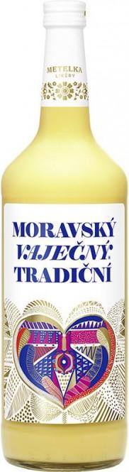 Moravský vaječný tradiční 1l