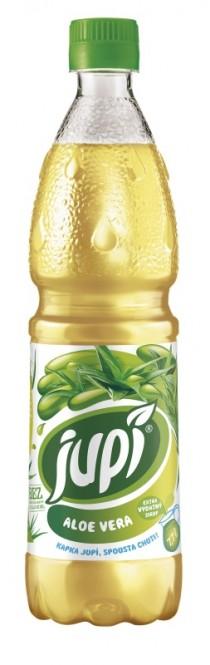 Ovocný sirup JUPÍ aloe vera 0,7l - PET