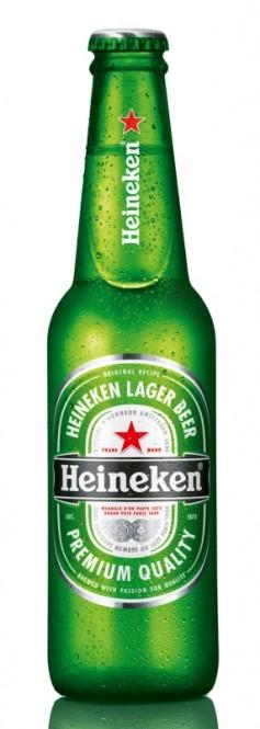 Heineken 0,4l - vratná lahev