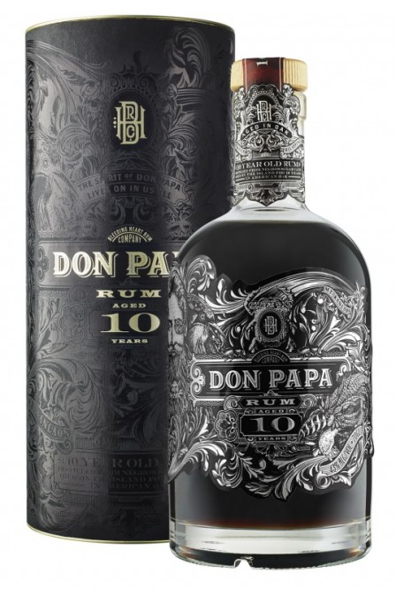 Don Papa 10 Y.O 0,7l