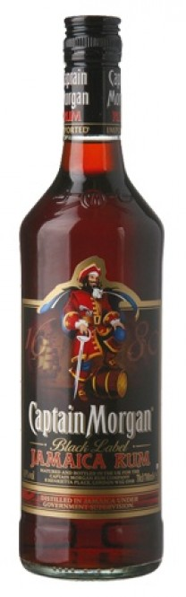 Captain Morgan Jamaica Rum 1l