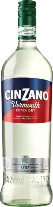 Cinzano Vermouth Extra Dry 1l