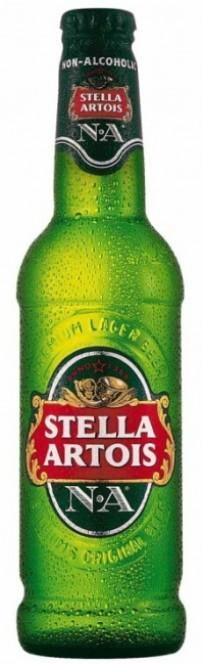 Stella Artois nealko 0.33l