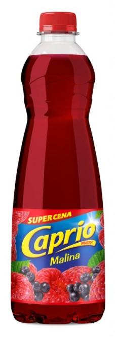 Ovocný koncentrát Caprio hustý Malina 0,7l - PET