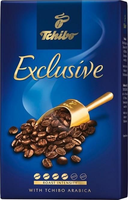 Tchibo Exclusive 250g - mletá