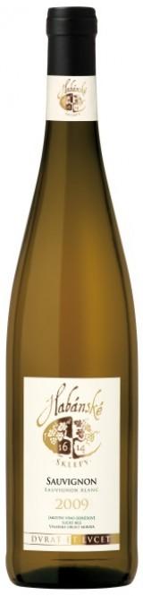 Sauvignon 0,75l - Habánské sklepy