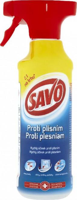 Savo proti plísním 500ml