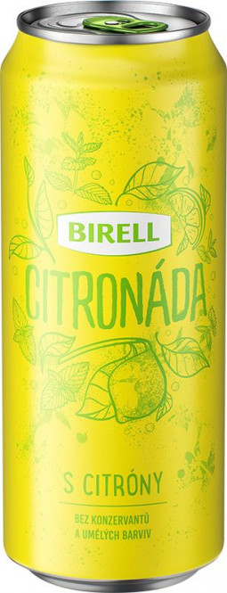 Birell Citronáda 0,5l - plech