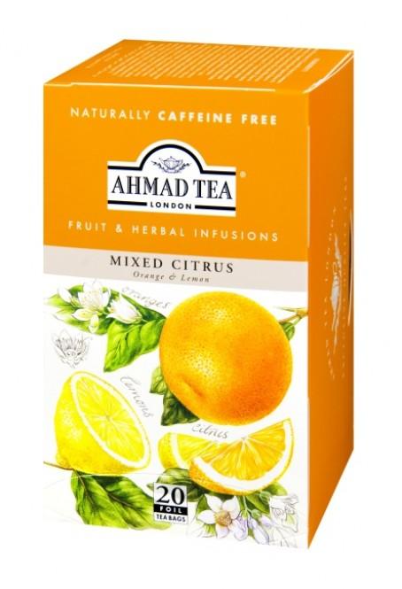 Ahmad Tea Citrusové plody 20x2g