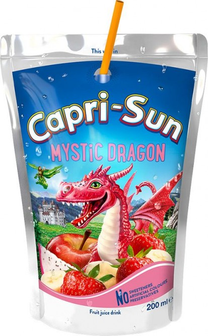 Capri-sun mystic dragon 0,2l
