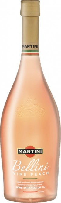 Martini Bellini Vine Peach 0,75l