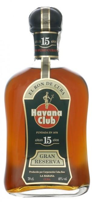 Havana Club Aňejo 15 aňos 0,7l