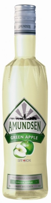 Amundsen Green Apple 0,5l