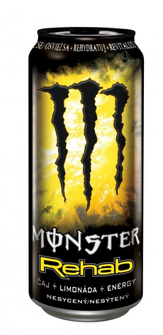 MONSTER energy Rehab 0,5l plech